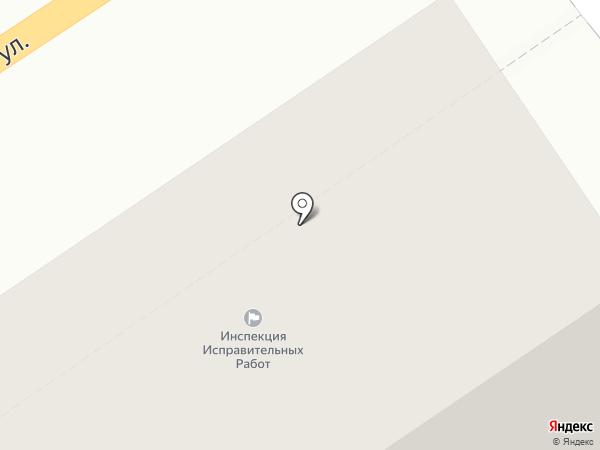 Участковый пункт полиции №3, Железнодорожный район на карте Орла