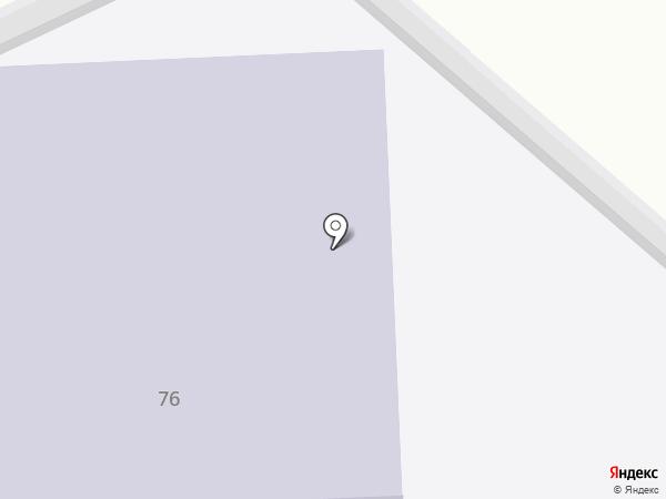 Средняя общеобразовательная школа №35 на карте Орла