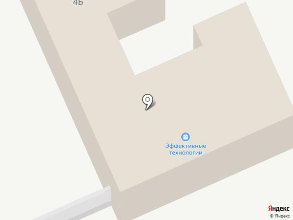 Эффективные технологии на карте Орла