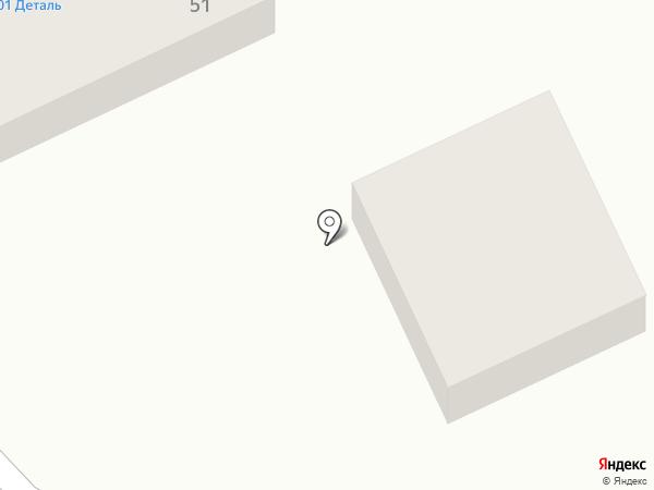 СХОД, РАЗВАЛ 3D на карте Орла