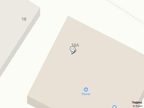 Сауна на Ливенской на карте Орла