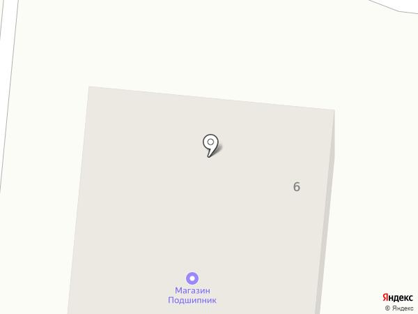 Магазин на карте Орла