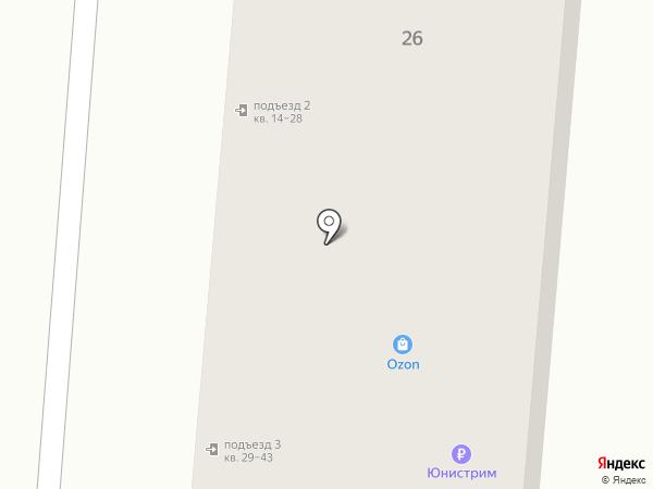 Почтовое отделение №23 на карте Орла