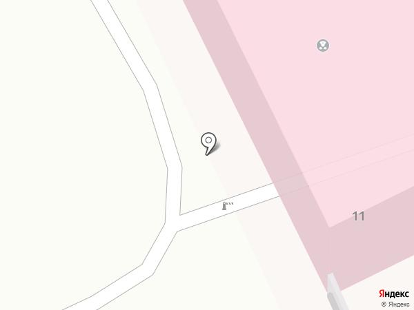 Орловская психиатрическая больница специального типа с интенсивным наблюдением на карте Орла