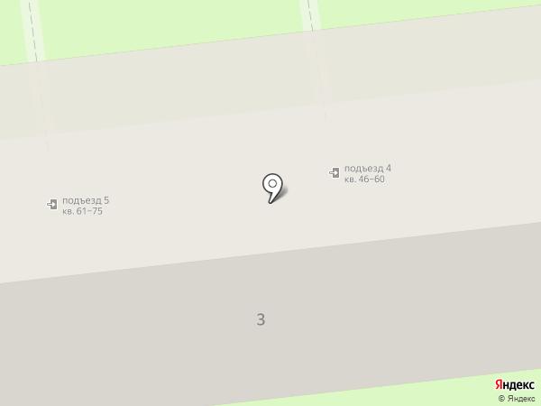 Пятачокъ на карте Курска