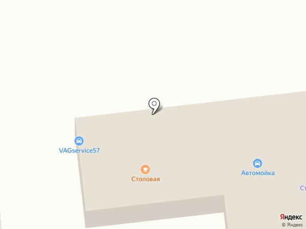 АВТОКИТ на карте Орла