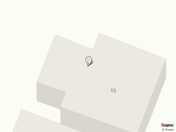 Служба эвакуации на карте Курска