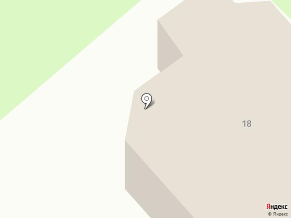 Церковь Божия Воскресение на карте Орла