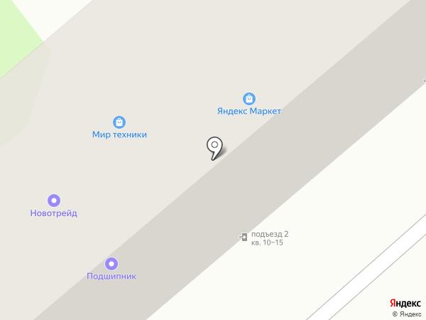 Rebir на карте Орла