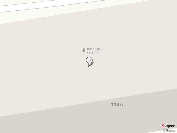 ЖАСО на карте Орла
