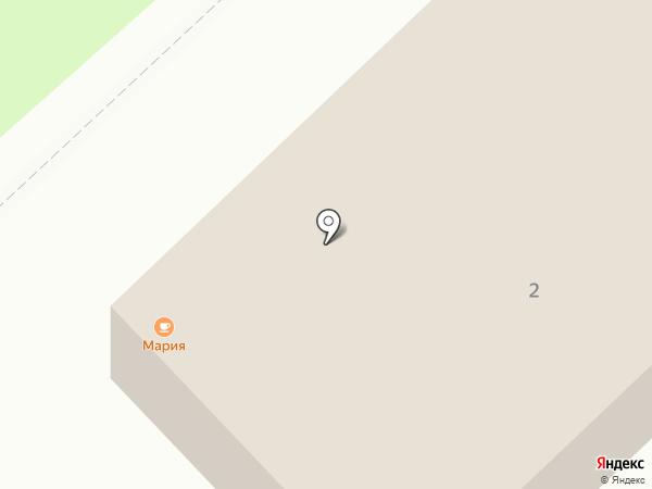 Мария на карте Орла