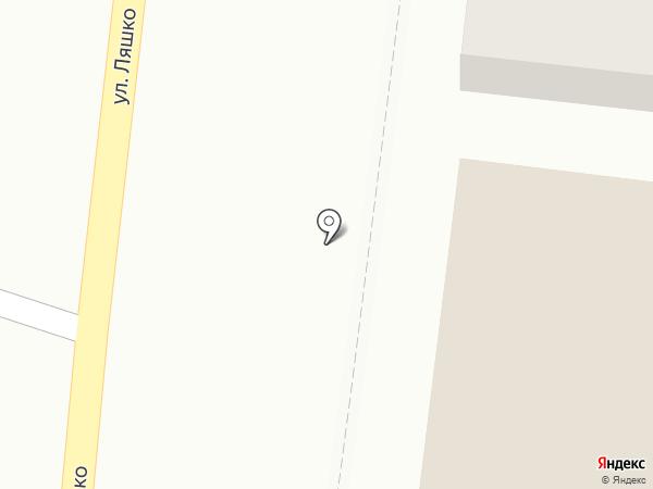 Церковь Вифания на карте Орла