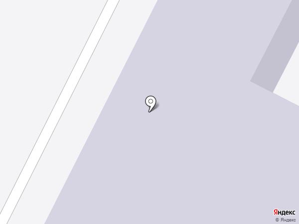 Эммаусская средняя общеобразовательная школа на карте Эммауса