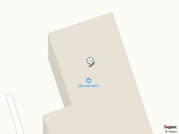 Полюс на карте Курска