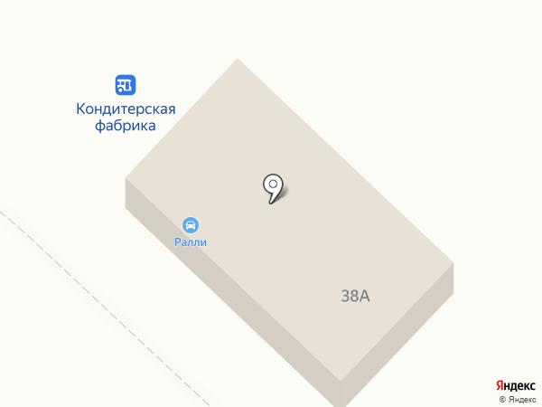 Авто Универсал на карте Орла