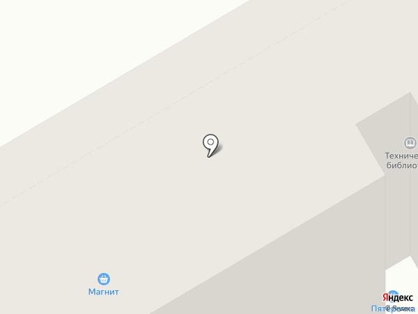Красное & Белое на карте Орла