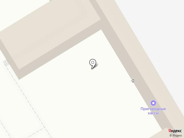 Продуктовый киоск на карте Орла