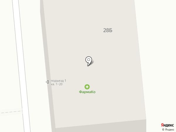 Строймонтаж на карте Орла