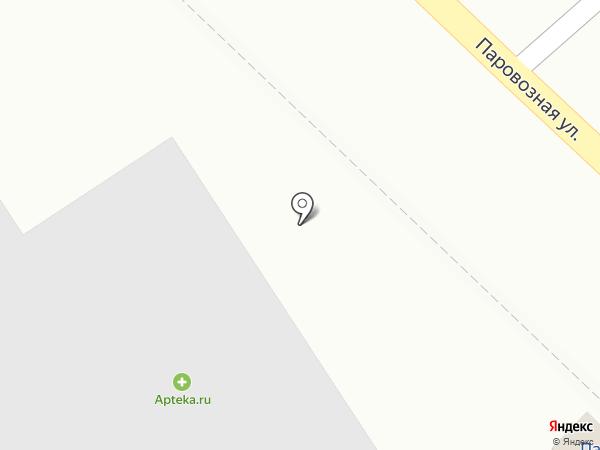 Ман-Фарма на карте Орла
