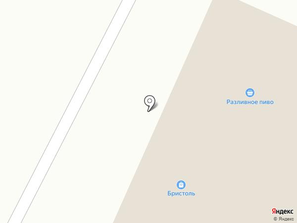 Изба-Тверь на карте Эммауса