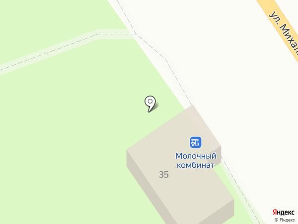Продукты на карте Орла