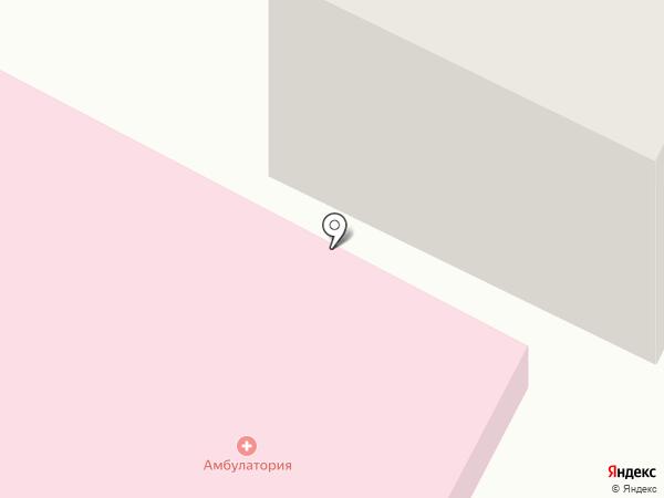 Эммаусская врачебная амбулатория на карте Эммауса