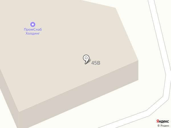 ПромСнаб Холдинг на карте Мстихино