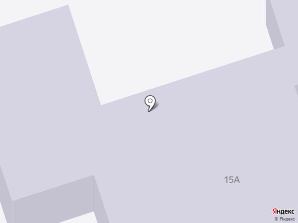 Эммаусский детский сад на карте Эммауса