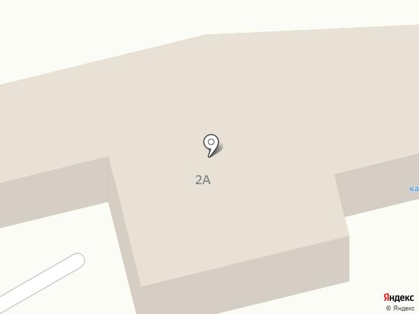 Автомастерская на карте Курска