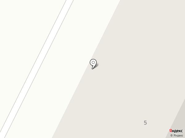 Минимаркет на карте Эммауса