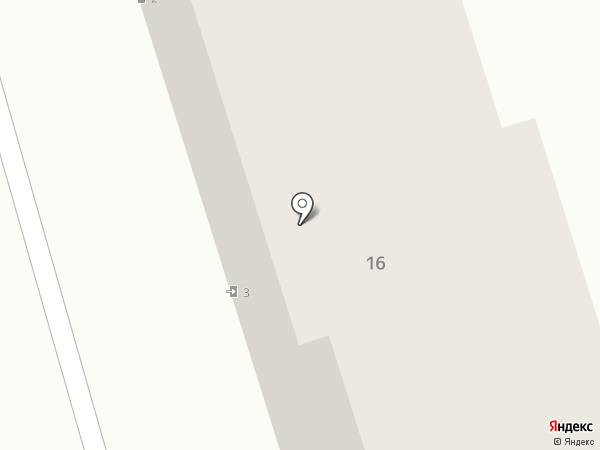 IRIS на карте Орла