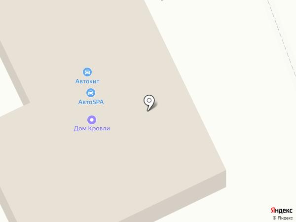 АвтоSPA на карте Орла