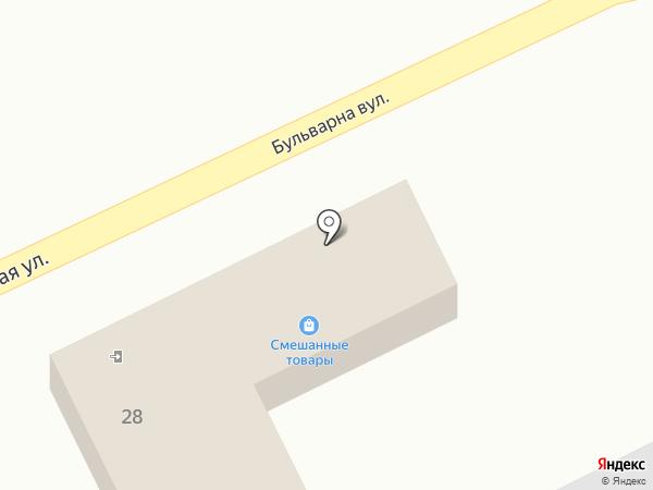 Мастерская по ремонту одежды на карте Высокого
