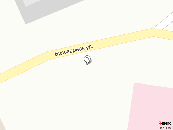 Продуктовый магазин на карте Высокого