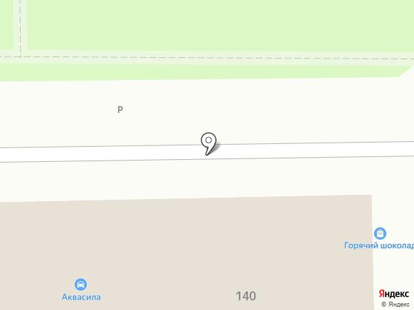 46 МОТОРС на карте Курска