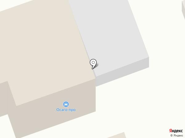Банька на дровах на карте Курска