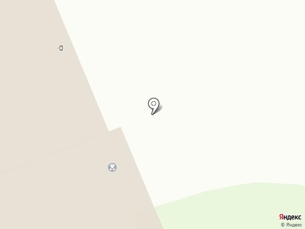 Межрайонный регистрационно-экзаменационный отдел ГИБДД на карте Курска