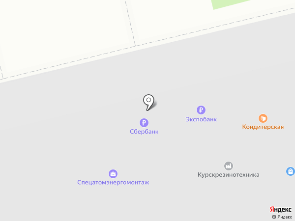 МеталлоПрофиль на карте Курска