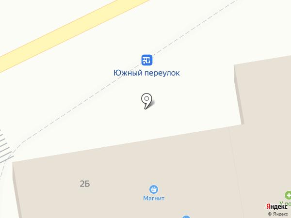 Новосел на карте Орла