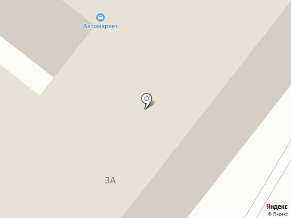 АвтоМаркет на карте Мстихино