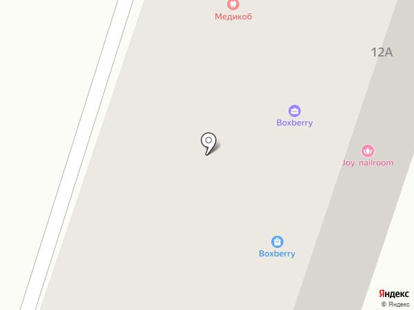 ДинастияМЕД на карте Курска