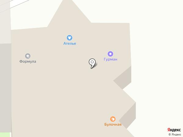 Провижн-Курск на карте Курска
