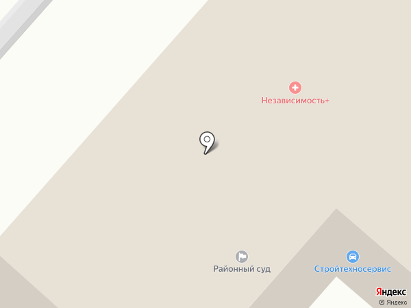 Кредо на карте Орла