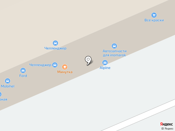 Минутка на карте Курска