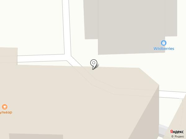 Мяско на карте Курска