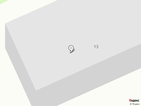 АСФАЛЬТОБЕТОННЫЙ ЗАВОД ДСУ-1 на карте Мстихино
