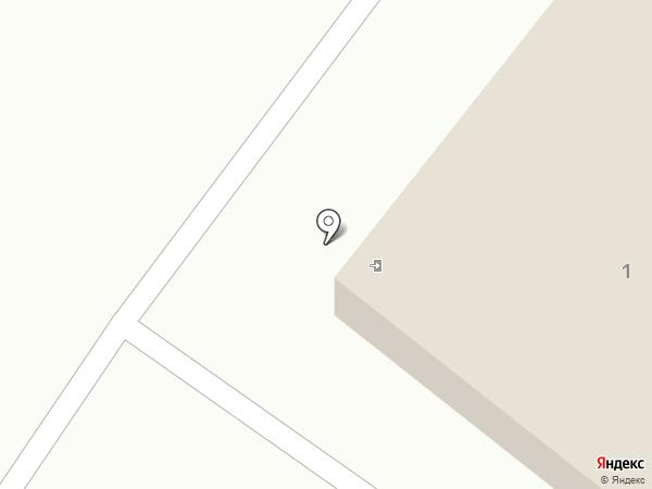 Зеленый Луч на карте Калуги