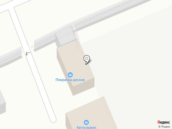 ДВ-Сервис на карте Курска