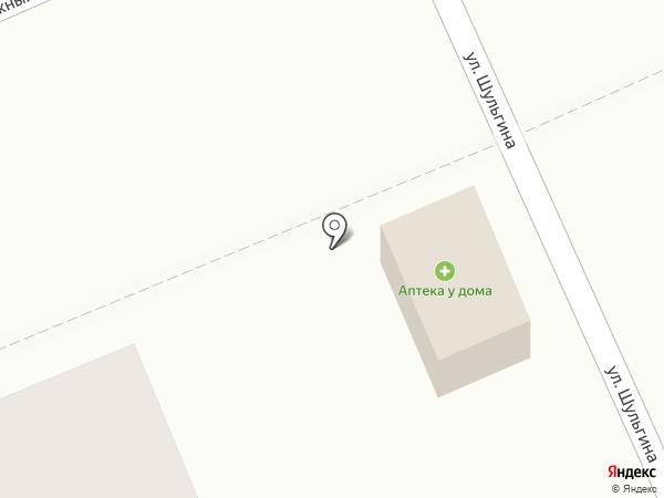 Аптека у дома на карте Орла