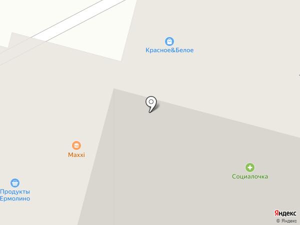 Артель на карте Курска